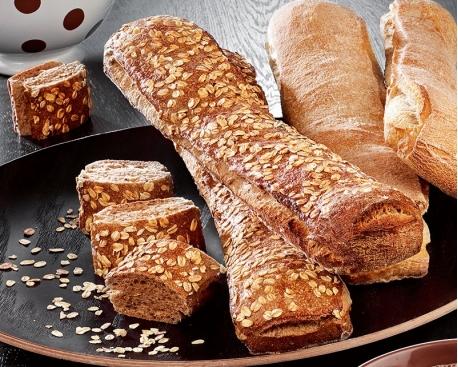 Baguette péréne multi céréales