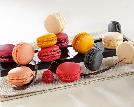 """Macaron """"Original"""" fabrication artisanale exclusivité L'ECHO DU GOUT"""""""