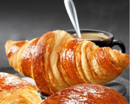 """Croissant """"l'Echo du Goût"""""""