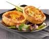 Tarte saumon/brocolis