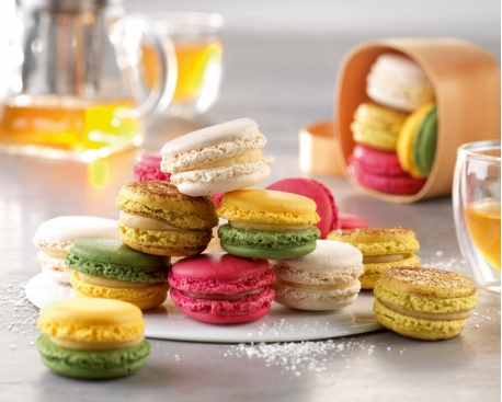 "Macarons ""traditionnels"""
