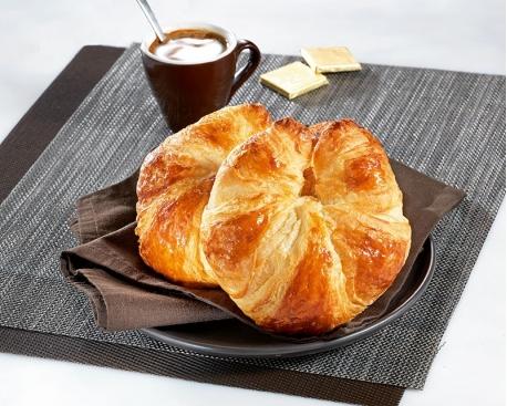 """Croissant Sourire Courbé """"Eclat du terroir"""""""