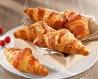 Croissant fourré framboise