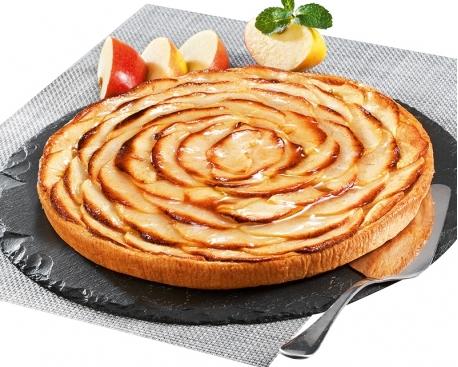 Tarte aux pommes pur beurre