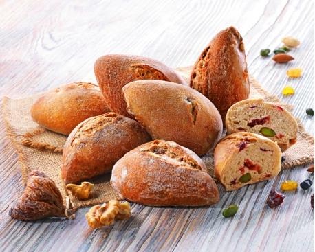 Petits pains gourmands façon mendiant