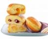Beignet fourré abricot
