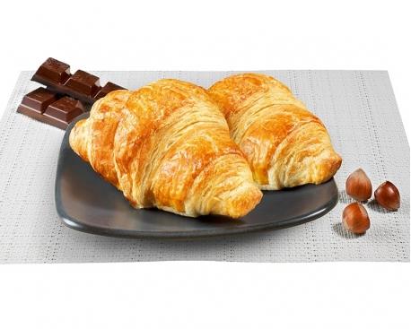 Croissant choco-noisettes