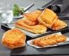Feuilleté poulet/poireaux