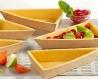 Fond de tarte sucré triangle