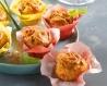 Mini muffin salé tomate basalic