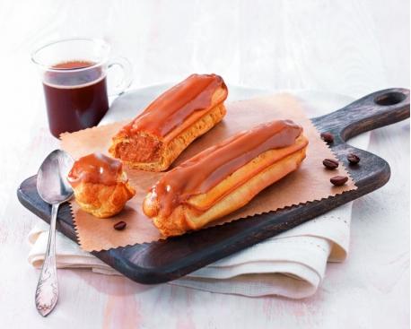 Mini-tartelettes pur beurre parfum : caramel, praline, chocolat noisette