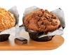 Maxi muffin chocolat et chunks de chocolat