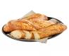 Demi-baguette farinée