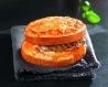 Croque Burger Cheddar