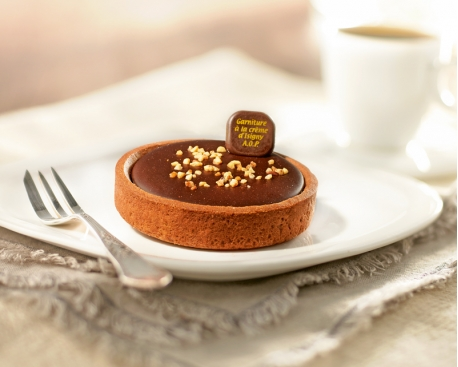 Tartelette chocolat D85