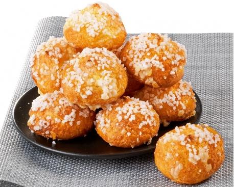 Chouquettes pur beurre
