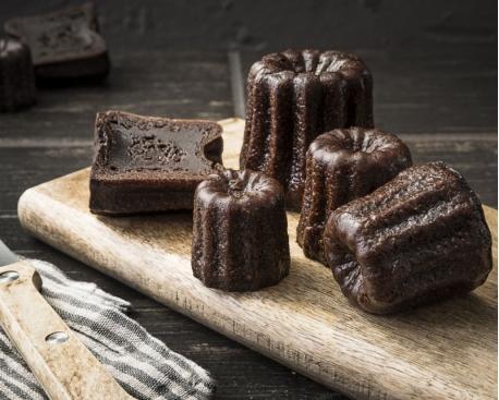 DOONY'S FOURRE TRIPLE CHOCOLAT