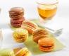 """Mini macarons """"note gourmande"""" - Plateau de 36 pièces """"Symphonie Pasquier"""""""